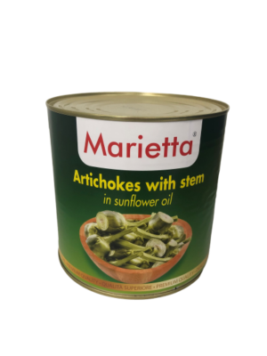 Marinated Products, Artichokes, Capers...